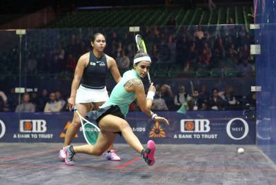 Women sport news - El Welily and El Tayeb to Face Off in Mouthwatering CIB PSA Women's World Championship Quarter-Final