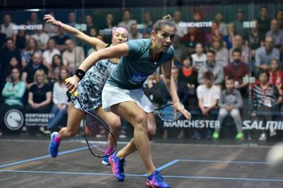 Women sport news - Evans Stages Huge Comeback to Set up Manchester Open Final Clash with King