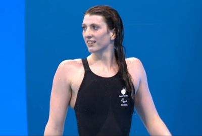 Women sport news - Firth wins the 200m Backstroke S14 in Rio