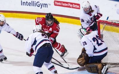 Image result for womens icehockey usa canada womensportreport.com