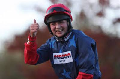 Women sport news - Frost to Ride Frodon at Cheltenham