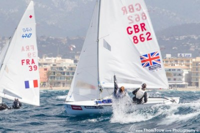 Women sport news - GB crews quick out of the blocks at Palma World Cup