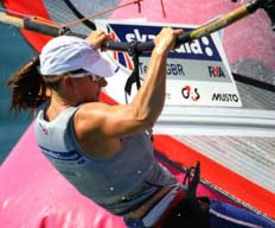 Women sport news - GB Windsurfers Want More Of The Same