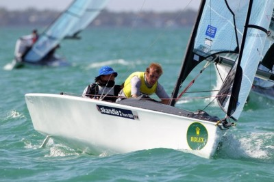 Women sport news - GBR Match Racers beat World Champion to Miami semi-finals