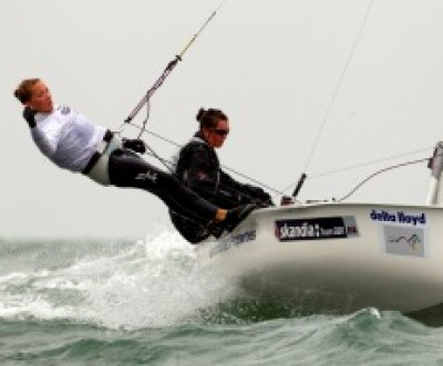 Women sport news - GBR sailing boss expects tough test at home World Cup regatta