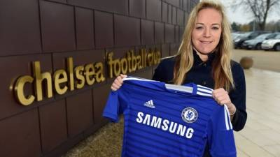 Women sport news - Gemma Davison to join Chelsea Ladies Football Club