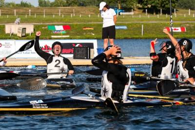 Women sport news - Germany make it four in a row and Great Britain go back-to-back at canoe polo titles