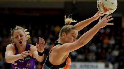 Women sport news - Giants Win Royal Rumble With Firebirds