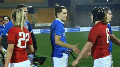 Women sport news - GIORDANO NAMED ITALY CAPTAIN FOR WOMEN'S SIX NATIONS