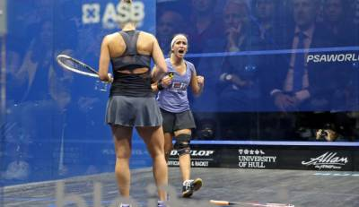 Women sport news - Gohar lifts 2019 British Open Title