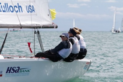 Women sport news - Goncalves Advances To Semi Finals At The ISAF NationsCup Grand Final