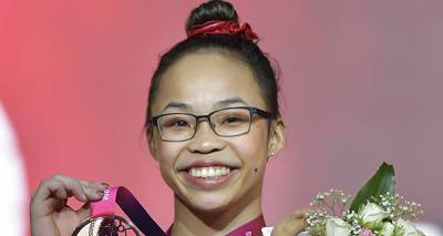 Women sport news - Hurd speaks after winning WAG All-around bronze