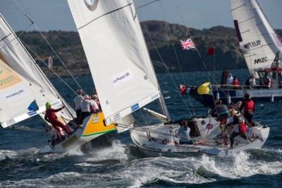 Women sport news - Hyères Abuzz Ahead Of 2013-2014 ISAF Sailing World Cup Conclusion