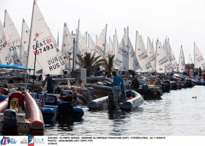 Women sport news - Hyères Geared Up To Host Fourth ISAF Sailing World Cup Regatta