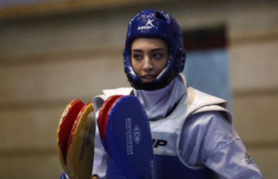 Women sport news - Iran's Only Female Olympic Medalist Says She Has Defected