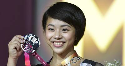 Women sport news - Japan's Murakami speaks after she won women's All-around silver
