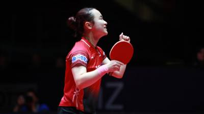 Women sport news - Japanese teenage star Mima Ito victorious at 2019 ITTF World Tour Platinum Austrian Open.