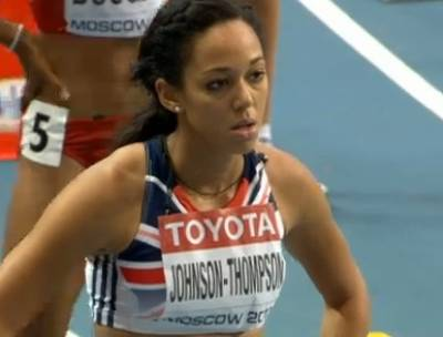 Women sport news - Johnson-Thompson to compete at the Sainsbury's indoor champs