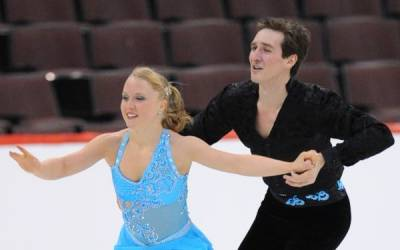 Women sport news - Julianne Séguin and Charlie Bilodeau withdraw from 2016 ISU World Figure Skating Championships