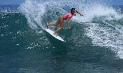 Women sport news - Keely Andrew Crowned 2016 Copa El Salvador Impresionante Champion