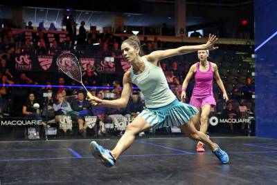 Women sport news - King's Run Continues As Farag Prevails In Marathon At 2017 U.S. Open