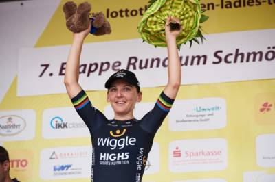 Women sport news - Kirsten Wild Excited For The Challenge Of Prudential RideLondon Classique