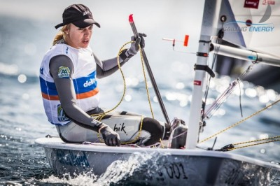 Women sport news - Laser And Radial Consolidate Whilst RS:X Racing Commences At Santander 2014 ISAF Worlds