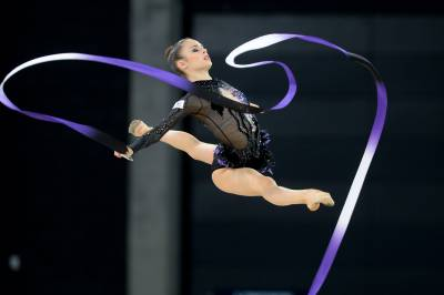 Women sport news - Laura Halford takes third rhythmic British title at the Echo Arena