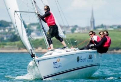 Women sport news - Le Berre Goes Undefeated on Thursday in Cork