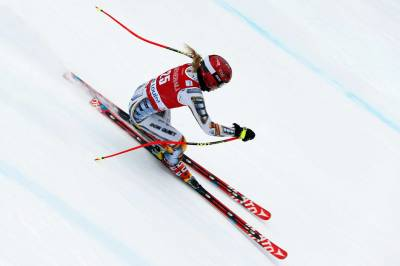 Women sport news - Ledecka ready to double up at Pyeongchang 2018