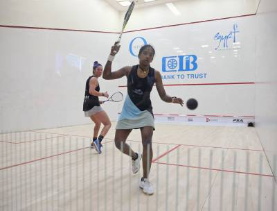 Women sport news - Malaysia's Subramaniam Causes Sobhy Shock on Opening Day of CIB PSA Women's World Championship
