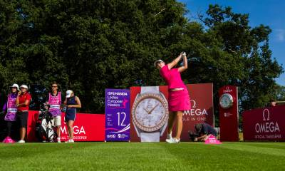 Women sport news - Masson two clear going into final round in England
