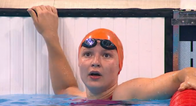 Women sport news - Mereshko takes the 400 m freestyle S6