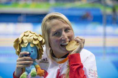 Women sport news - Millard secures 1st Rio Gold in the Backstroke 100m S8