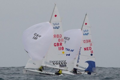 Women sport news - Mills and Clark make history with first 470 Worlds win