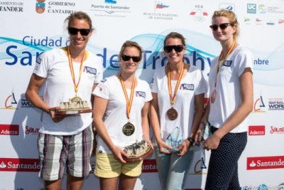 Women sport news - Mills and Clark secure 470 golden double in Santander