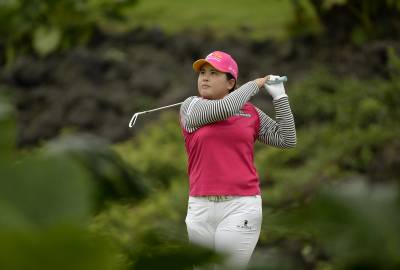 Women sport news - Morgan and Park tied for lead at World Ladies Championship