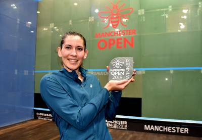 Women sport news - New Zealand's King Takes Inaugural Manchester Open Title