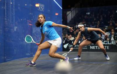 Women sport news - No.1 Seed El Welily Lifts Oracle NetSuite Open Title