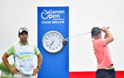 Women sport news - Nocera hits the front at the Xiamen International Ladies Open