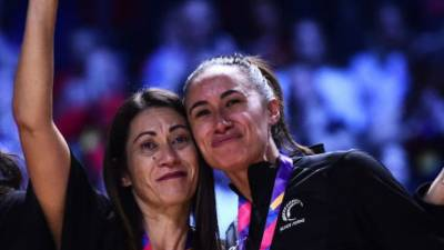 Women sport news - Noeline Taurua recommits as Silver Ferns coach