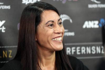 Women sport news - NOELINE TAURUA TO COACH SILVER FERNS THROUGH NEXT TWO CAMPAIGNS