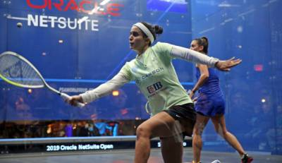 Women sport news - ORACLE NETSUITE OPEN SET FOR ALL-EGYPTIAN FINALS