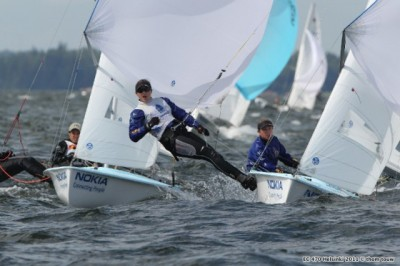 Women sport news - Pace of Racing Steps Up at 470 European Championships