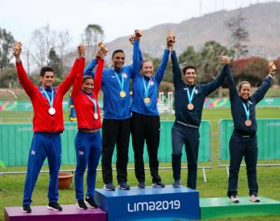 Women sport news - Pan American Games 2019: 10 athletes qualify for Tokyo 2020 Olympic pentathlon
