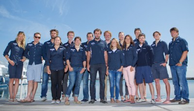 "Women sport news - Park's Belief in ""Strongest Ever British Sailing Team"""