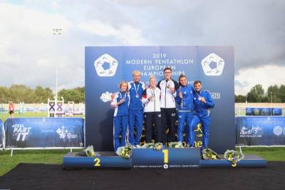 Women sport news - Pentathlon-2020 Olympic Qualifier: Hosts Great Britain win Mixed Relay gold