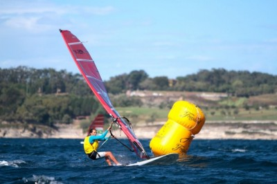 Women sport news - Picon Takes Early Women's RS:X Gold As Santander 2014 Leaderboards Shape Up