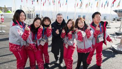 Women sport news - Pyeongchang 2018 opens village doors and welcomes worlds best