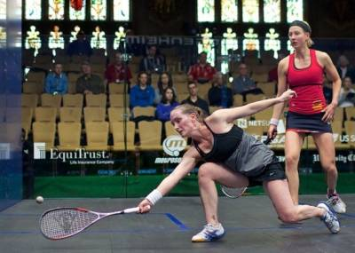 Women sport news - Qualifiers From Eight Nations Blow Into Windy City Main Draw